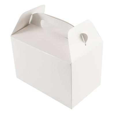 Oaktree Party Box 100mm x 154mm x 92mm 6pcs White No.01 - Accessories